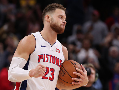 Blake Griffin: The NBA's Forgotten Superstar
