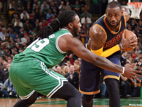After Game 1 Loss, How Will the Celtics Slow Down LeBron