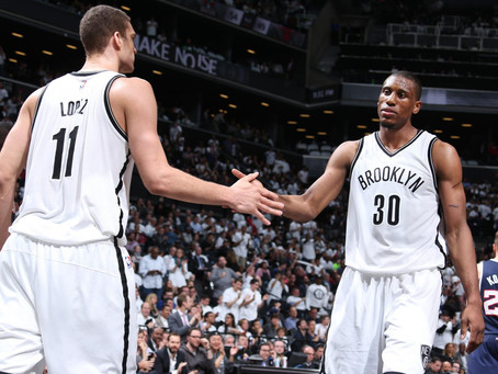 The Free Agency Profile for the Brooklyn Nets