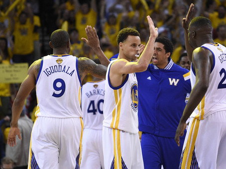 What Makes the Golden State Warriors so Deadly?