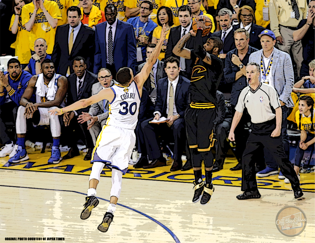 bf69675a629d NBA Finals 2017  Kyrie Irving vs. Stephen Curry