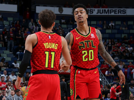 2019-20 NBA Team Preview Series: Atlanta Hawks