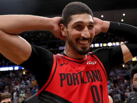 The Celtics Grab Enes Kanter