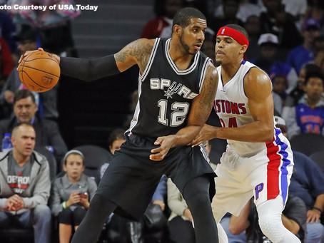 NBA Games of the Week 12/4-12/10