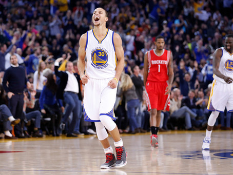 Warriors vs. Rockets Preview