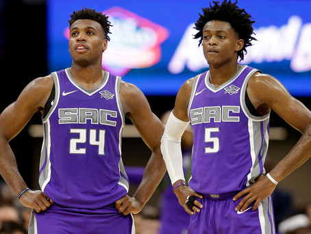 Top 10 NBA Young Cores Right Now: 6-10