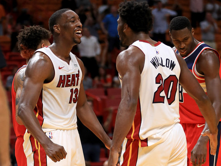 Miami's Young Core Is Pushing Them to the Playoffs