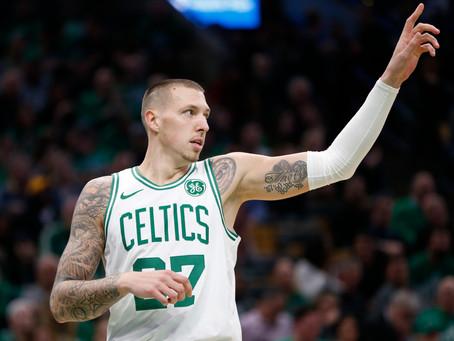 The Boston Celtics Sign a Pair of Bigs