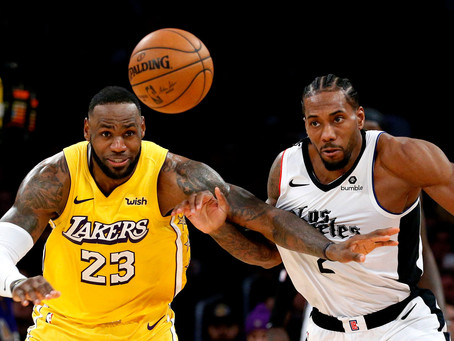 The Outlet's NBA Preview Series: Pacific Division
