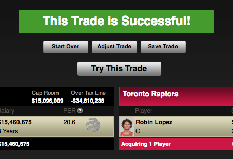 The Raptors Are Better Than Ever — but They Need to Make a Trade