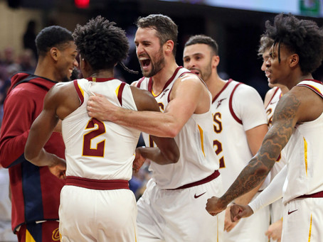 Cleveland Cavaliers: 4 Thoughts, Week 3