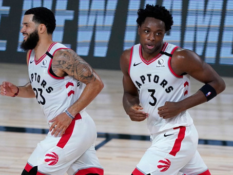 You Can't Just Run Through the Six: Why the Toronto Raptors Are True Contenders