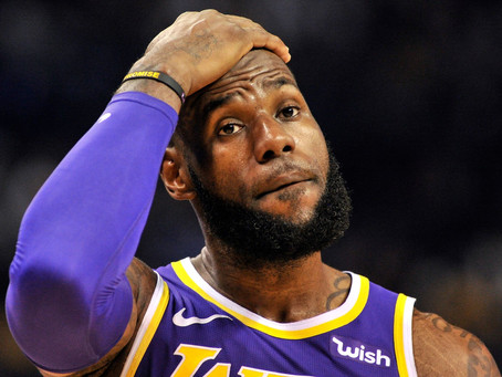 Did LeBron Make a Mistake Going to the Lakers?