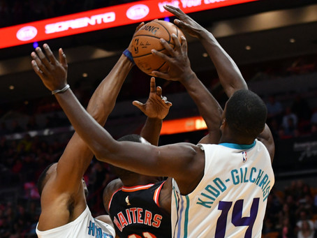 Can Michael Kidd-Gilchrist Help the Hornets Find an Identity?