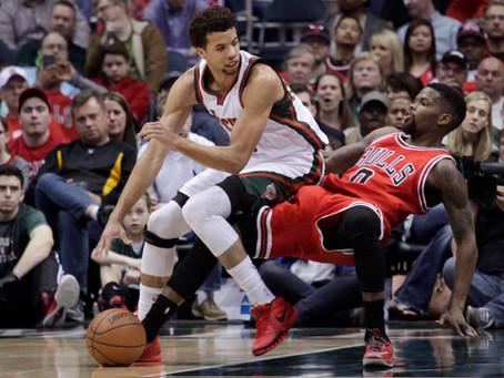 Series Preview: Chicago Bulls vs. Milwaukee Bucks