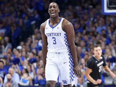 Top 5 Center Prospects: Pre March Madness