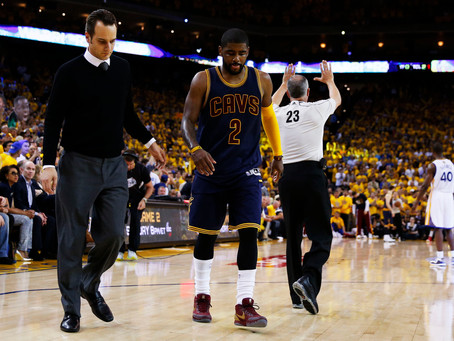What No Kyrie Means for the Cavs