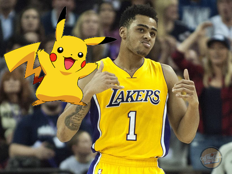 The Los Angeles Lakers as Pokemon