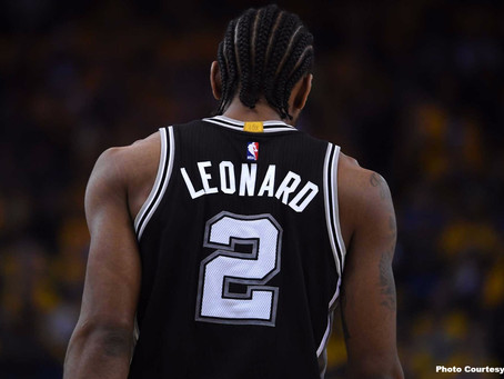 What the Spurs Are Missing Without Kawhi Leonard