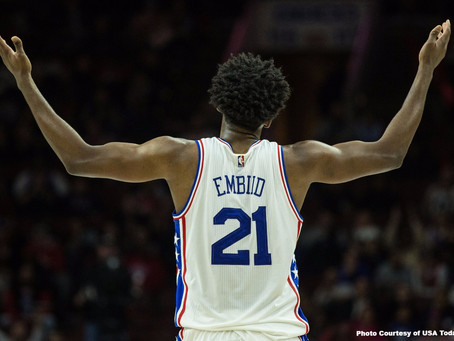 A Look at the Sixers From a Fan's Perspective
