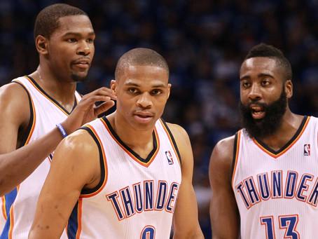 OTG's All-Decade Team: Oklahoma City Thunder Edition