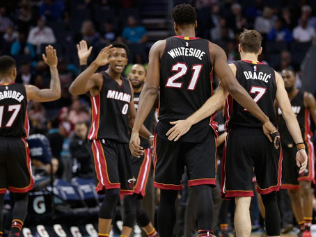 2018-2019 Off the Glass Team Preview Series: Miami Heat