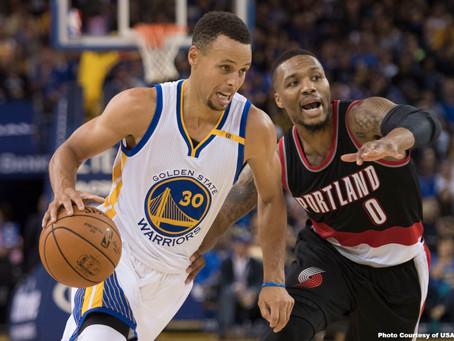 NBA Playoffs: Warriors vs Blazers Preview