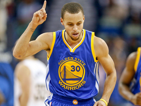 Curry Leads Warriors to OT Win