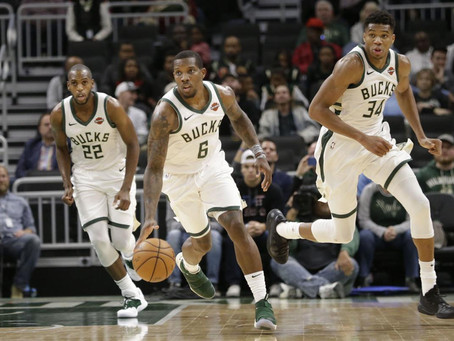 Hot Take Marathon: Eric Bledsoe joins Middleton and Giannis as All-Stars in 2020