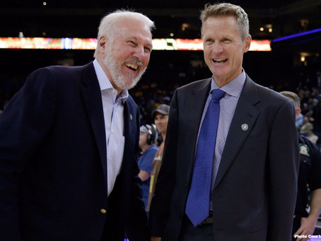The Top 5 Coaches in the NBA