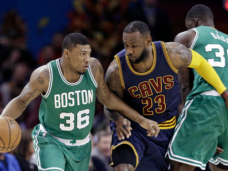 Series Preview: Cleveland Cavaliers vs Boston Celtics