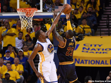 Are the NBA Finals Over?