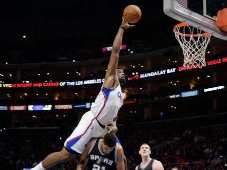 Series Preview: Los Angeles Clipper vs. San Antonio Spurs