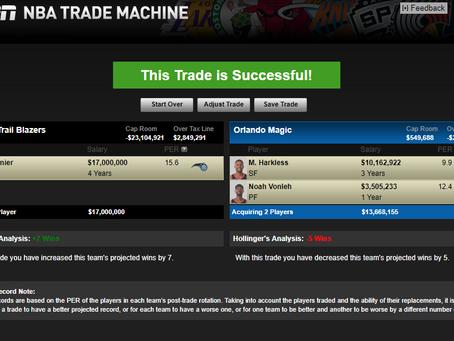 OTG's NBA Trade Deadline Marathon: Day 5