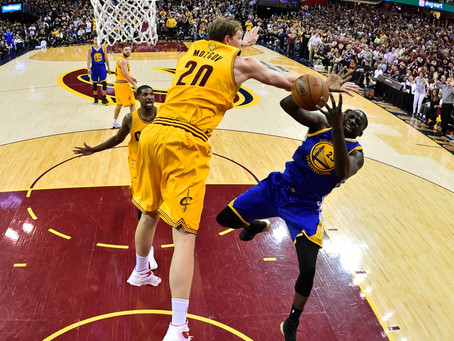 How Cleveland's Frontcourt is Impacting the Finals