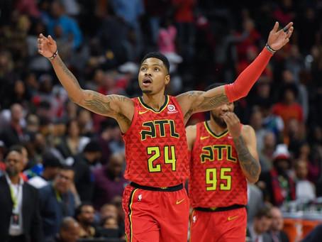 NBA FANDUEL LINEUPS: 10/30/18
