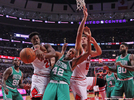 NBA Playoffs: Celtics Vs. Bulls Preview