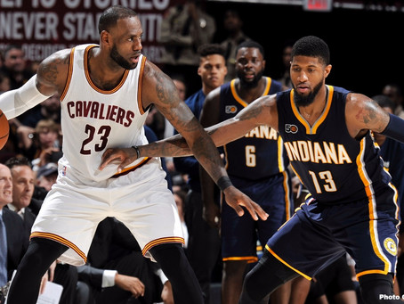 NBA Playoffs: Cavaliers vs Pacers Preview