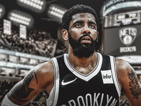 Kyrie Irving to the Brooklyn Nets