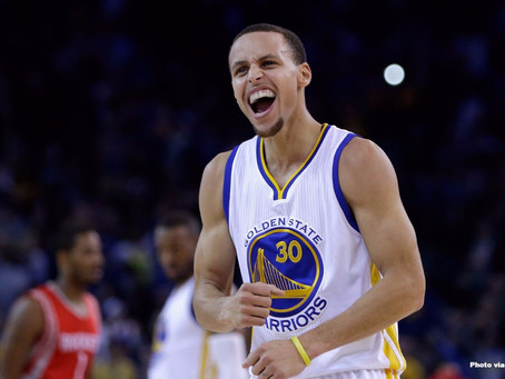 Greatest All-Time Starting 5: Golden State Warriors