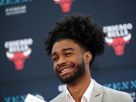 Is Coby White the Guard the Bulls Need?