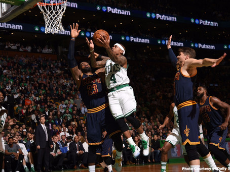 Could the Celtics Beat the Cavs in the Eastern Conference Finals?