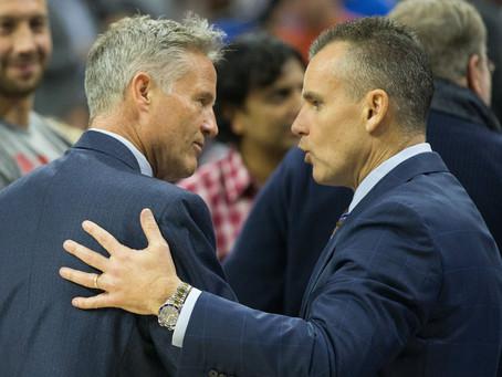 Who's Coaching for Their Job This NBA Postseason?