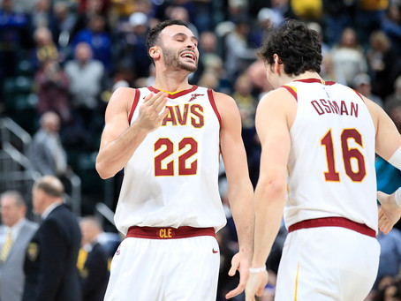 Cleveland Cavaliers: 4 Thoughts, Week 2