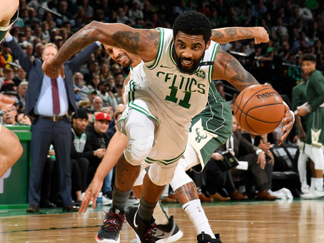 The Mutual Divorce Between the Boston Celtics and Kyrie Irving