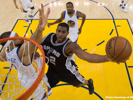 Spurs' Positives Heading Into Game 2