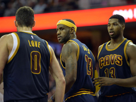 The Free Agency Profile for the Cleveland Cavaliers
