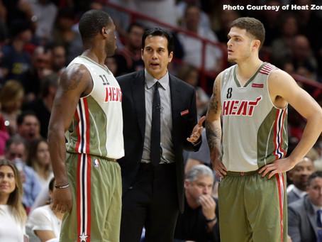 Five Predictions for the 2017-18 Miami Heat