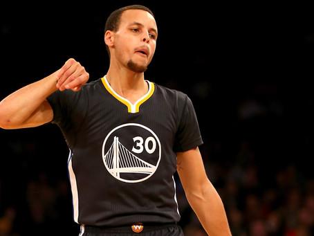 Steph Curry's MVP Season