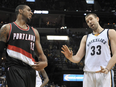 Series Preview: Portland Trail Blazers vs. Memphis Grizzlies